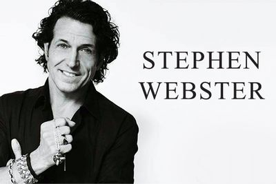 Stephen Webster (MBE): Maverick, Mentor and Master Goldsmith