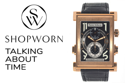 ShopWorn Talking About Time: Subdials