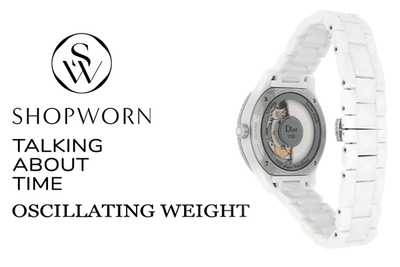 ShopWorn Talking About Time: Oscillating Weight