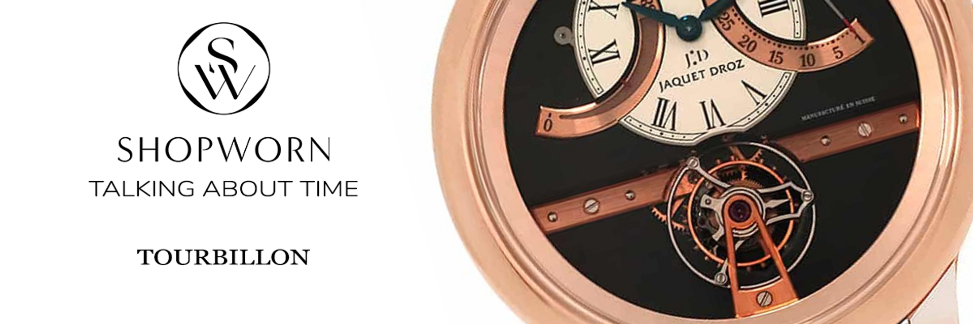 Talking About Time: The Tourbillon