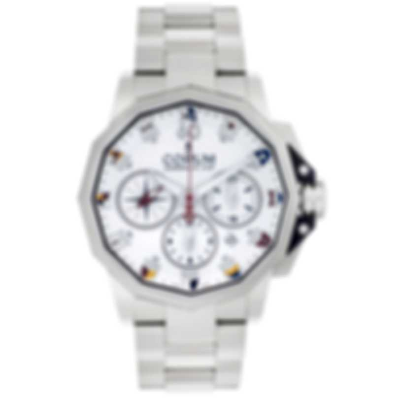 Corum Admiral's Cup Stainless Steel Automatic Men's Watch A753/04235