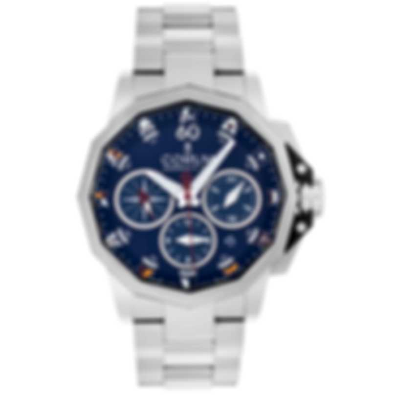 Corum Admiral's Cup Stainless Steel Automatic Men's Watch A753/04237