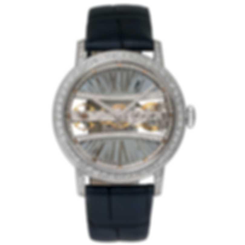 Corum Golden Bridge 18K White Gold  Automatic Unisex Watch B113/03169
