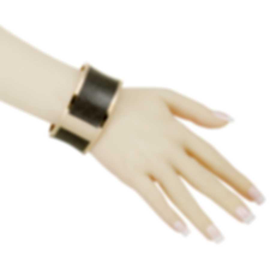 Calvin Klein Spellbound Gold PVD Steel Imitation Python Bracelet KJ0DBD1901-0S