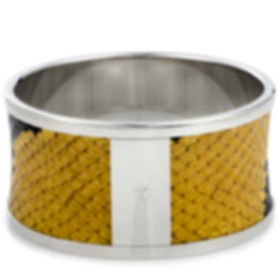 Calvin Klein Spellbound Stainless Steel Imitation Python Bracelet KJ0DJD0901-0S