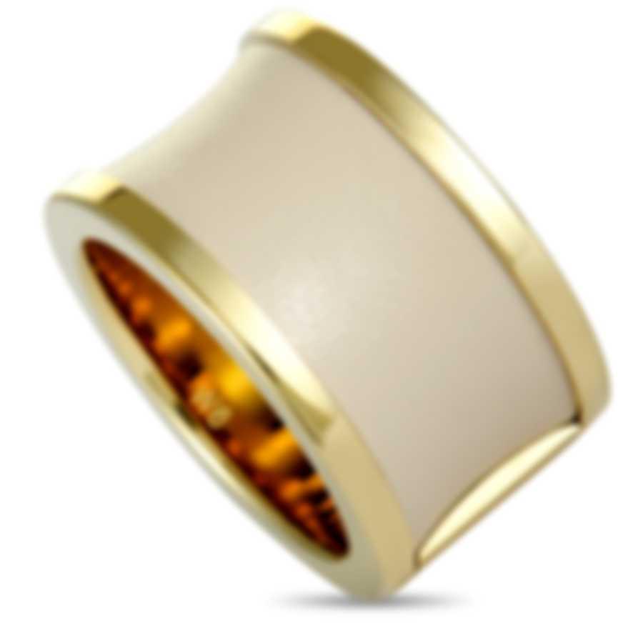 """Calvin Klein """"Spellbound"""" Gold Plated-PVD Stainless Steel Ring KJ0DJR1901-06"""