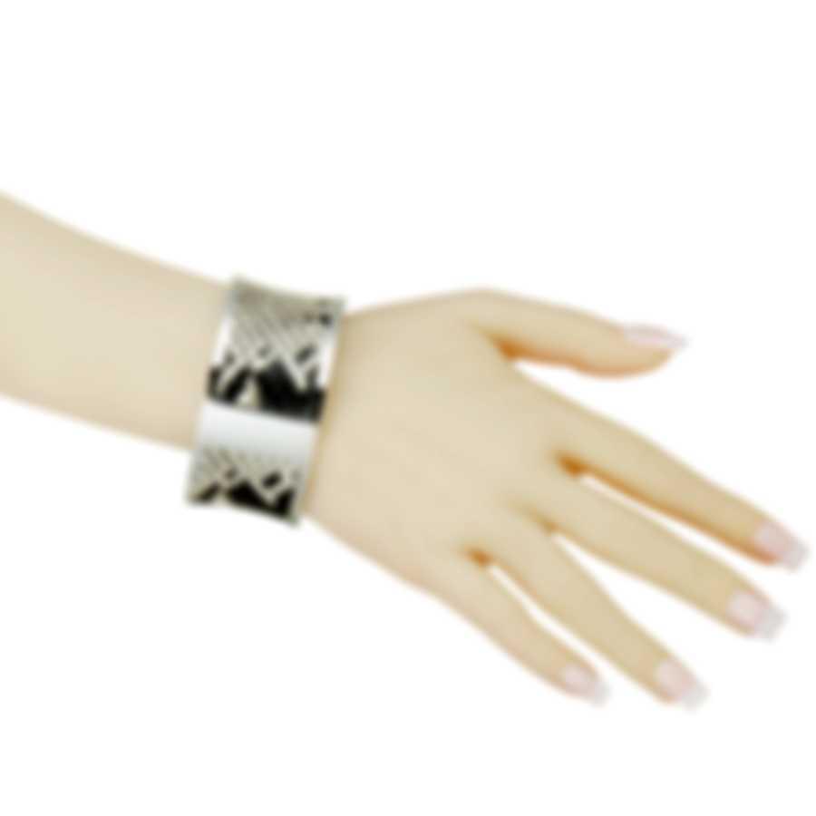 Calvin Klein Spellbound Stainless Steel Imitation Python Bracelet KJ0DWD0902-0S