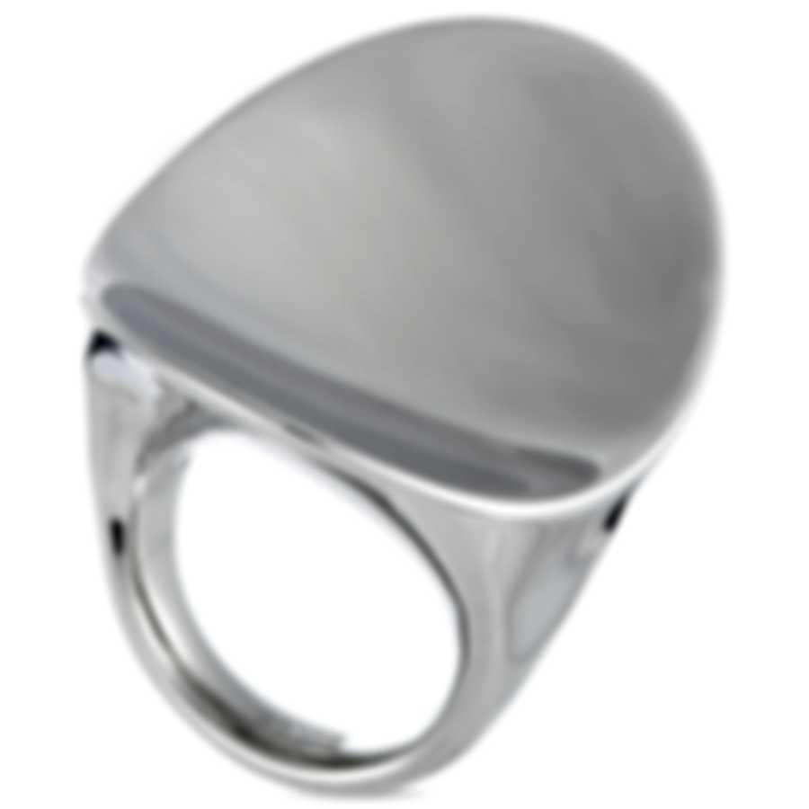 "Calvin Klein - ""Undulate"" Stainless Steel Ring KJ1AMR0002-06"