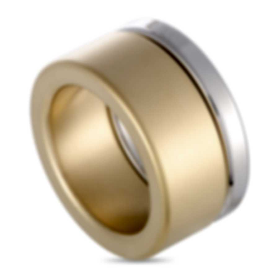 Calvin Klein Satisfaction Yellow PVD & Stainless Steel Rings Set KJ1DJR2801-05
