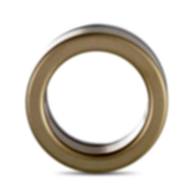 "Calvin Klein ""Satisfaction"" Yellow PVD Stainless Steel Rings Set KJ1DJR2801-06"