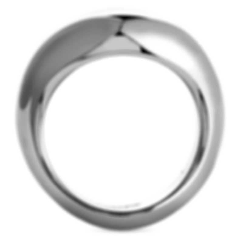 """Calvin Klein - """"Desirable"""" Stainless Steel Ring KJ1PMR0001-06"""