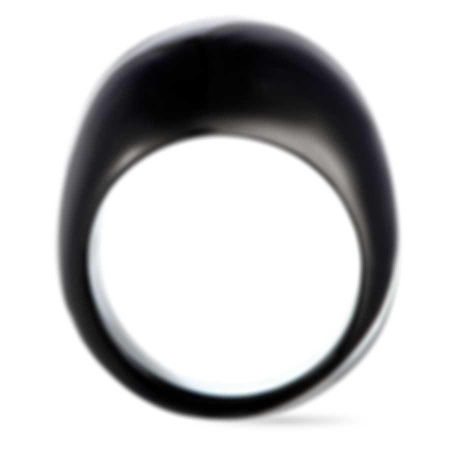 Calvin Klein Empathic Black PVD Stainless Steel Ring KJ1VBR2001-09