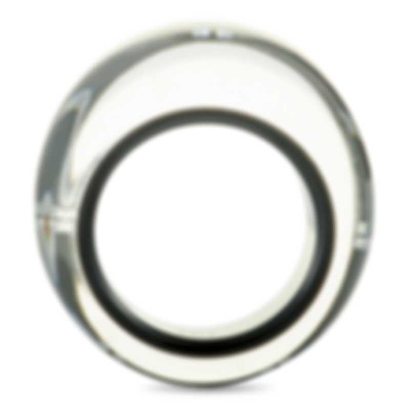 "Calvin Klein - ""Abstract"" Stainless Steel Ring KJ2SAR5601-06"