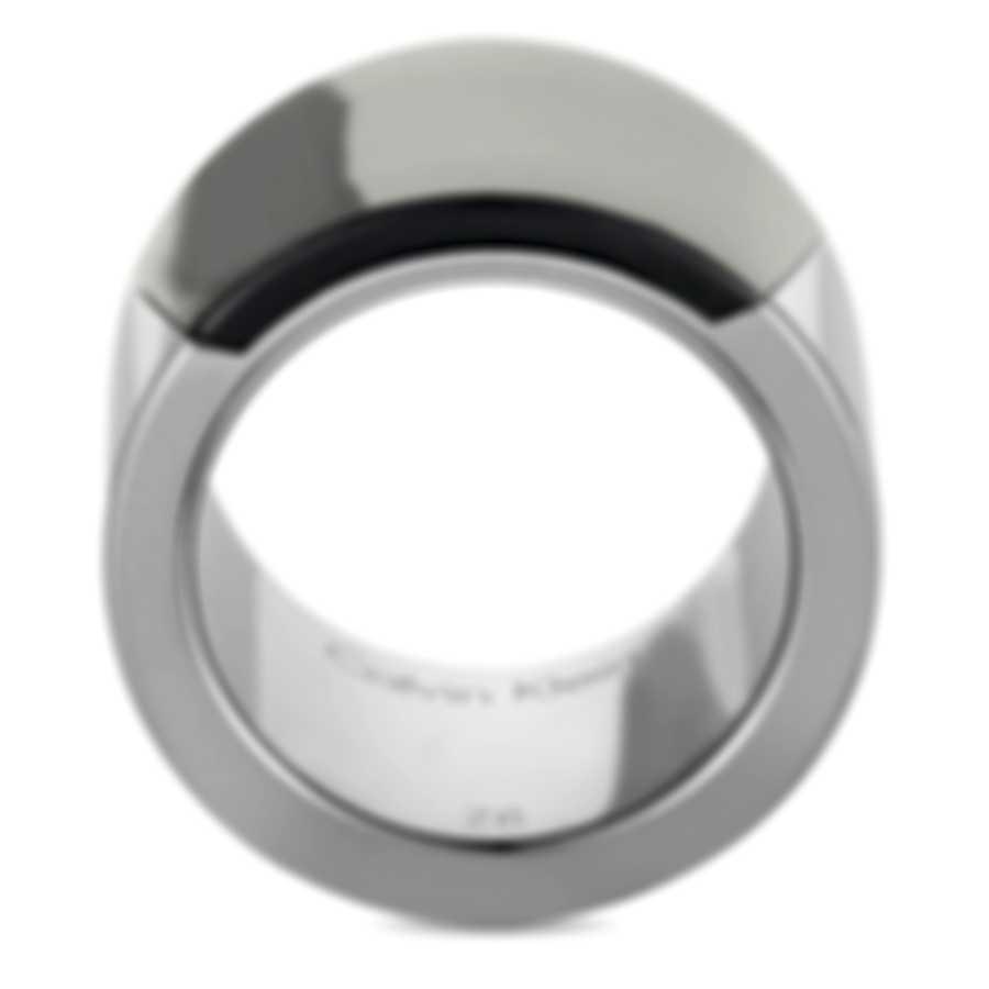 """Calvin Klein - """"Distinct"""" Stainless Steel Ring KJ2ZAR2901-06"""