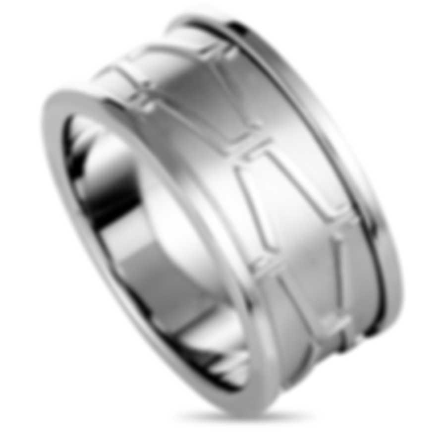 Calvin Klein Abstract Stainless Steel Ring KJ3BMR0001-08