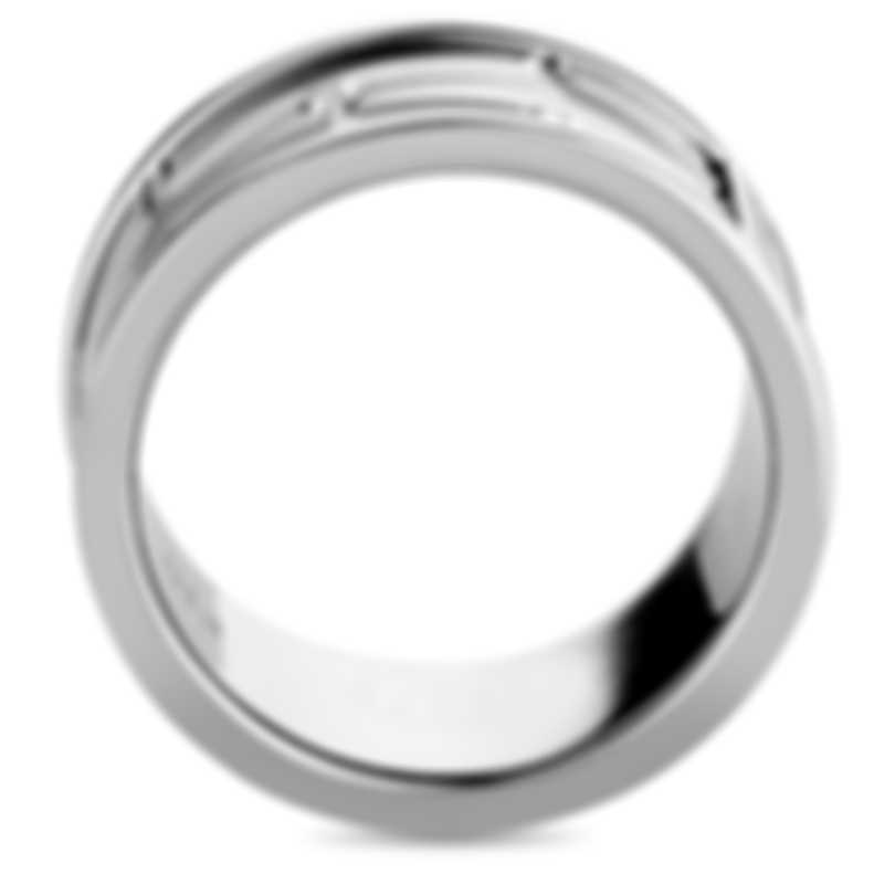 Calvin Klein Abstract Stainless Steel Ring KJ3BMR0001-08