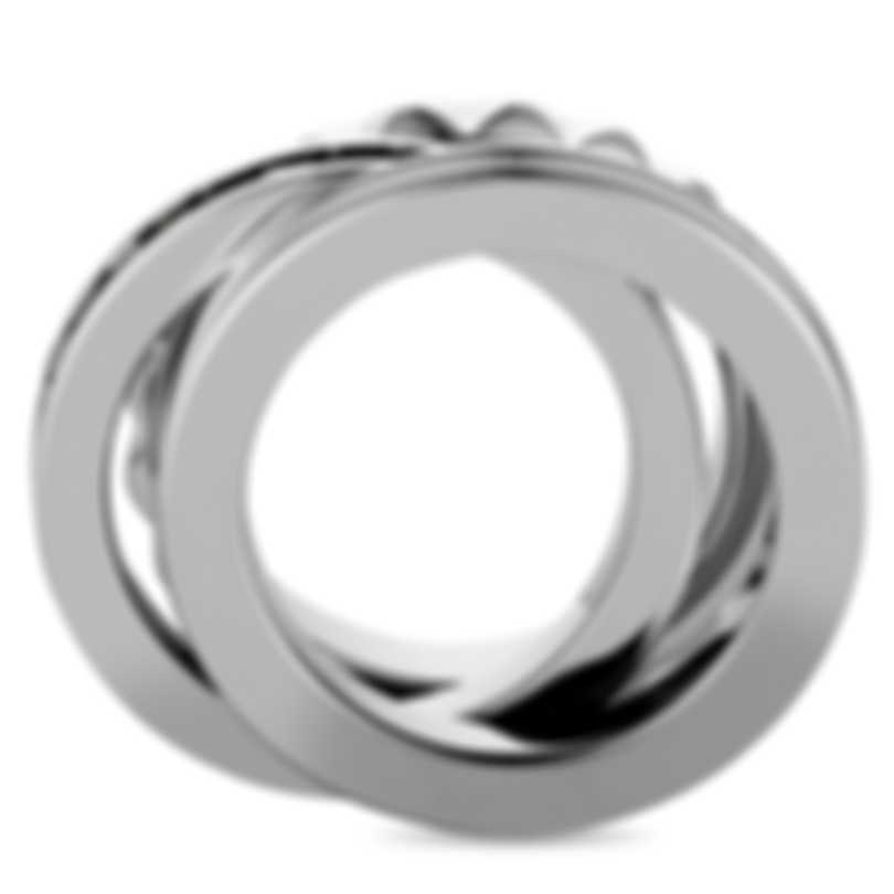"Calvin Klein ""Astound"" Stainless Steel Cubic Ziroconia Ring Set KJ81BR0501-05"