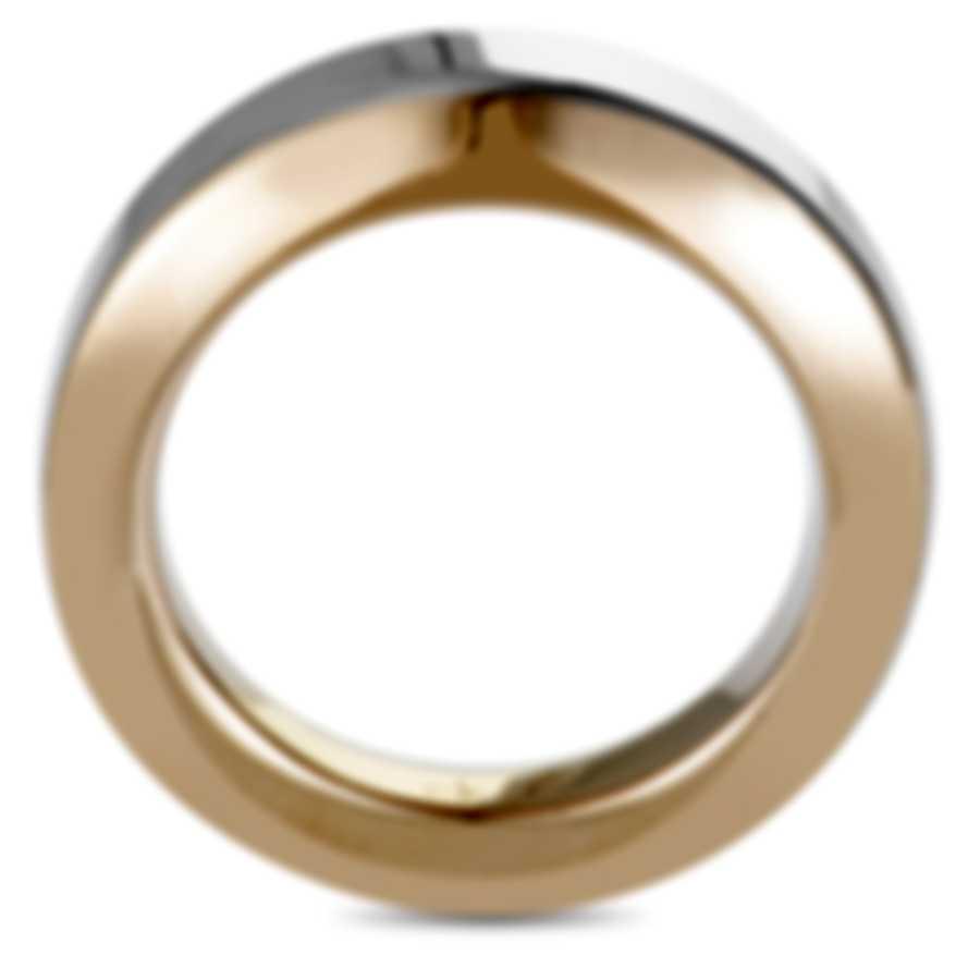 "Calvin Klein - ""Steep"" Pink PVD Stainless Steel Ring KJ0APR2001-05"