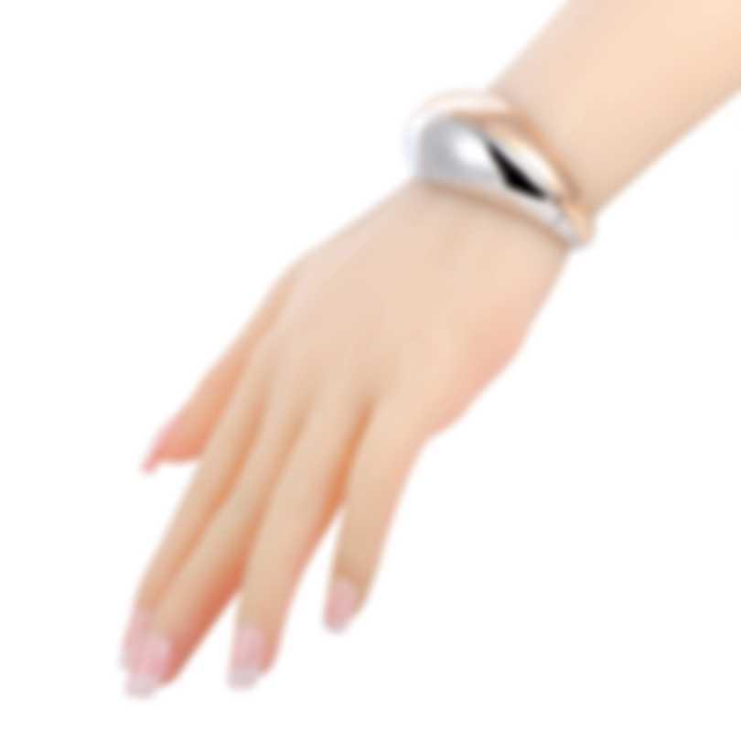 Calvin Klein Empathic Stainless Steel And Pink PvD Bracelet KJ1VPD2001-XS