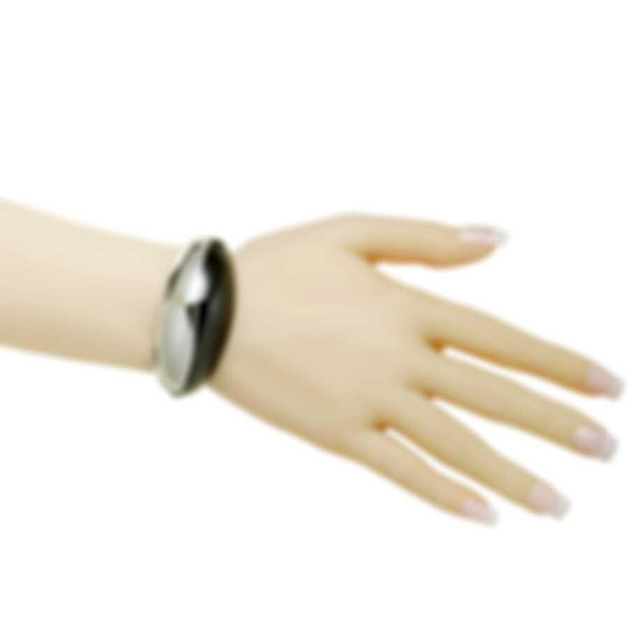 Calvin Klein Empathic Black PVD Stainless Steel Bangle Bracelet KJ1VBD2001-XS