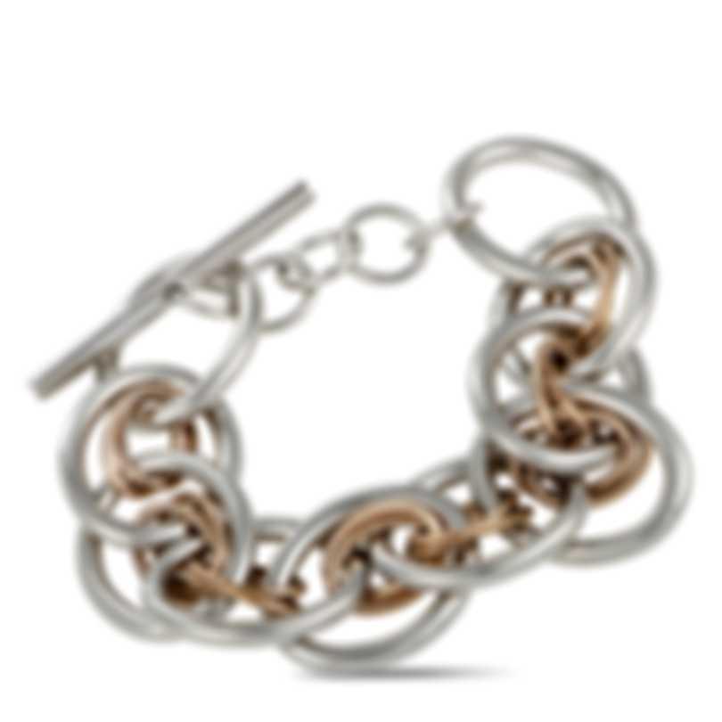 Calvin Klein Forward Pink PVD Stainless Steel Bracelet KJ1QPB2001-XS