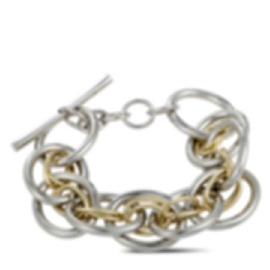 Calvin Klein Forward Yellow PVD Stainless Steel Bracelet KJ1QJB2001-XS