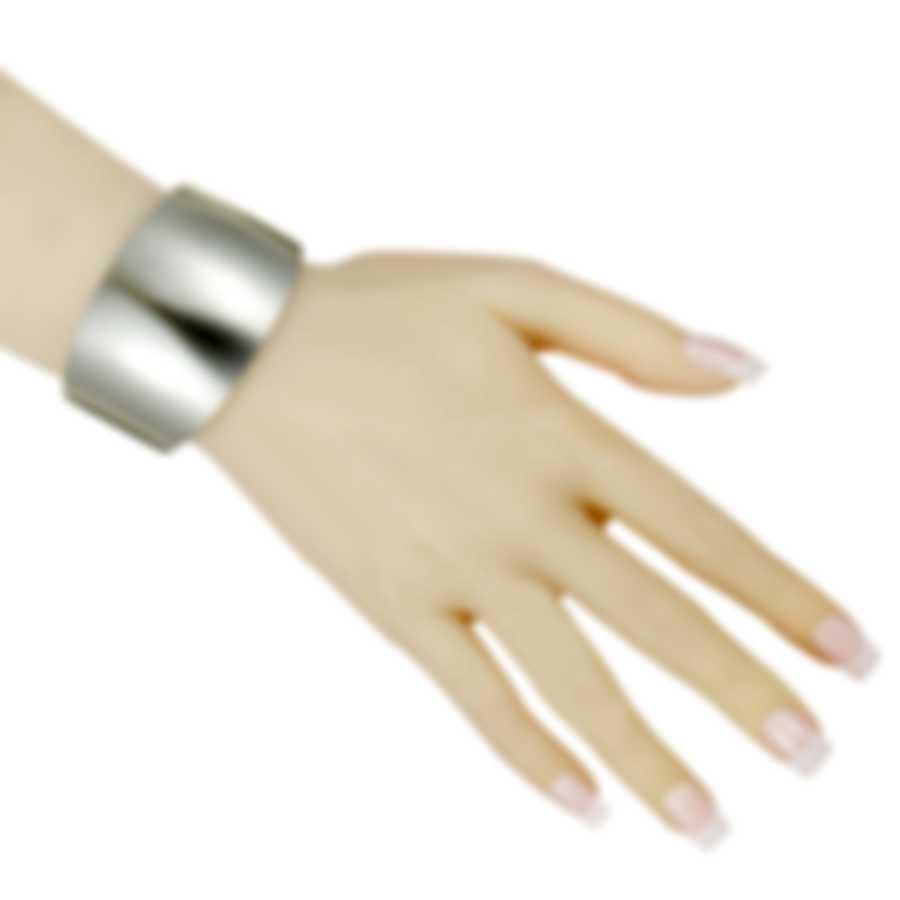 Calvin Klein Billow Stainless Steel Bangle Bracelet KJ93MD0101-XS