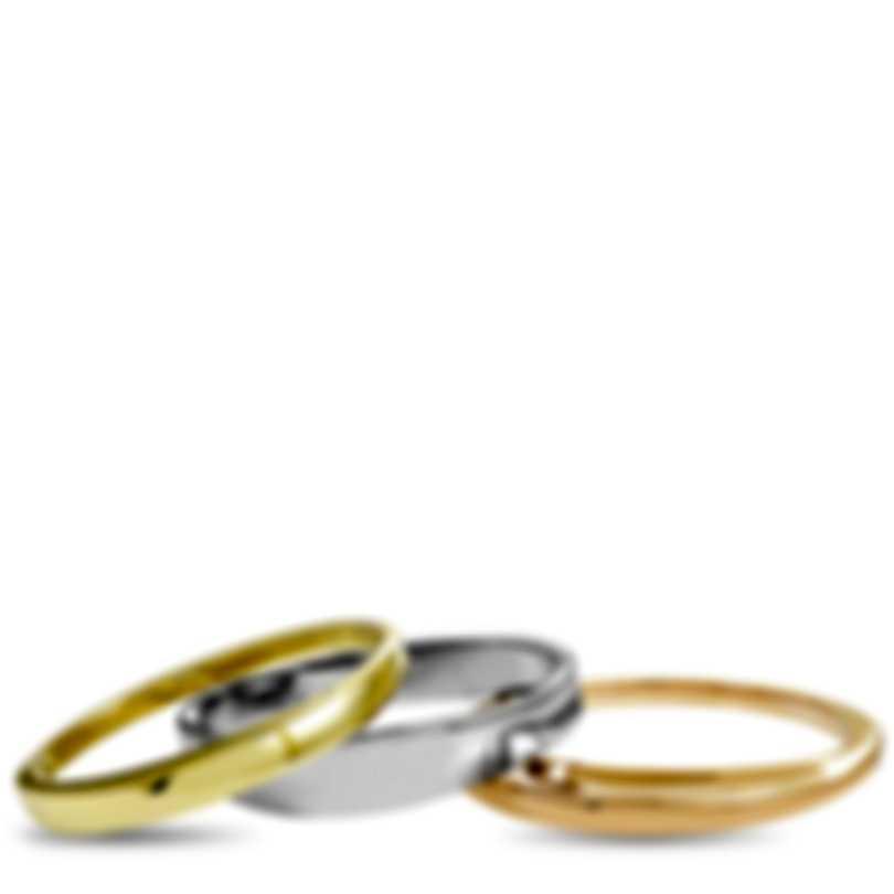 Calvin Klein Island Gold-Plated Stainless Steel Bracelet KJ95DD3001-XS