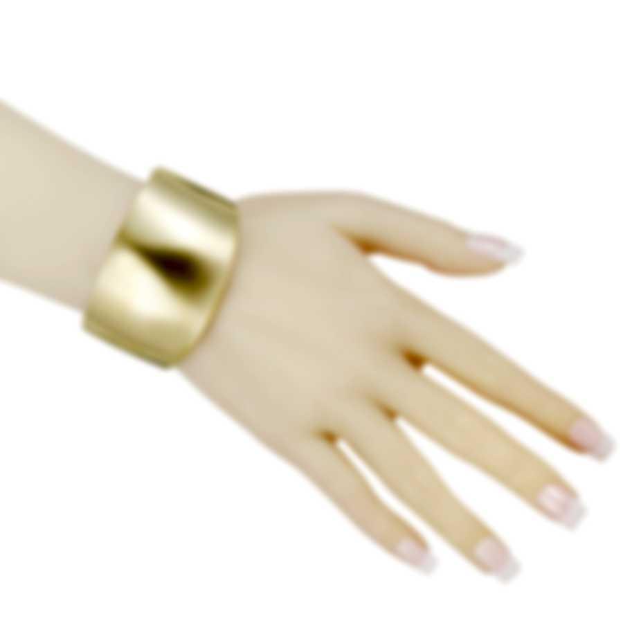 Calvin Klein Billow Yellow Gold PVD Stainless Steel Bracelet KJ93JD1101-0S