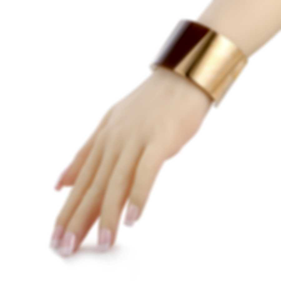 Calvin Klein Distinct Stainless Steel And Gold PvD Bracelet KJ2ZCF2902-0S