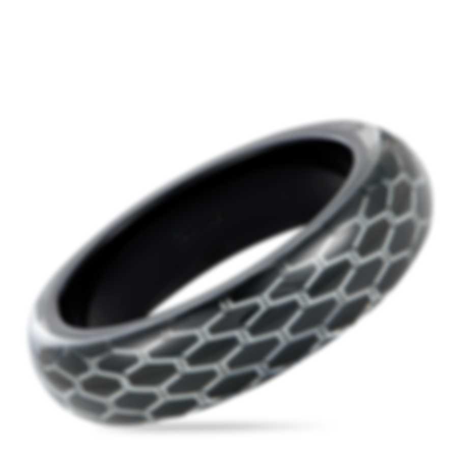 Calvin Klein Abstract Stainless Steel Bangle Bracelet KJ2SAD5601-0S
