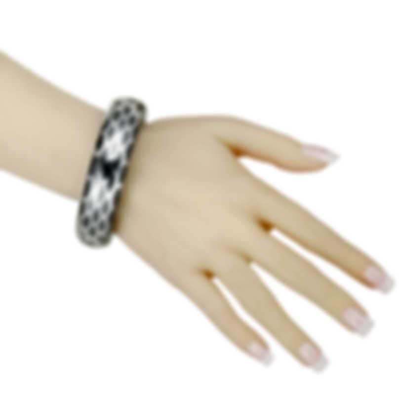 Calvin Klein Abstract Stainless Steel Bangle Bracelet KJ2SAD5601-XS