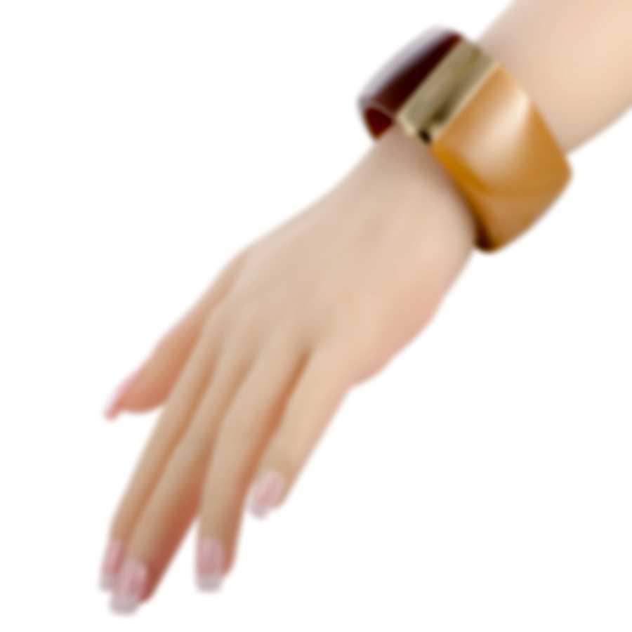 Calvin Klein Vision Stainless Steel And Gold PvD Bracelet KJ2RCD2901-XS