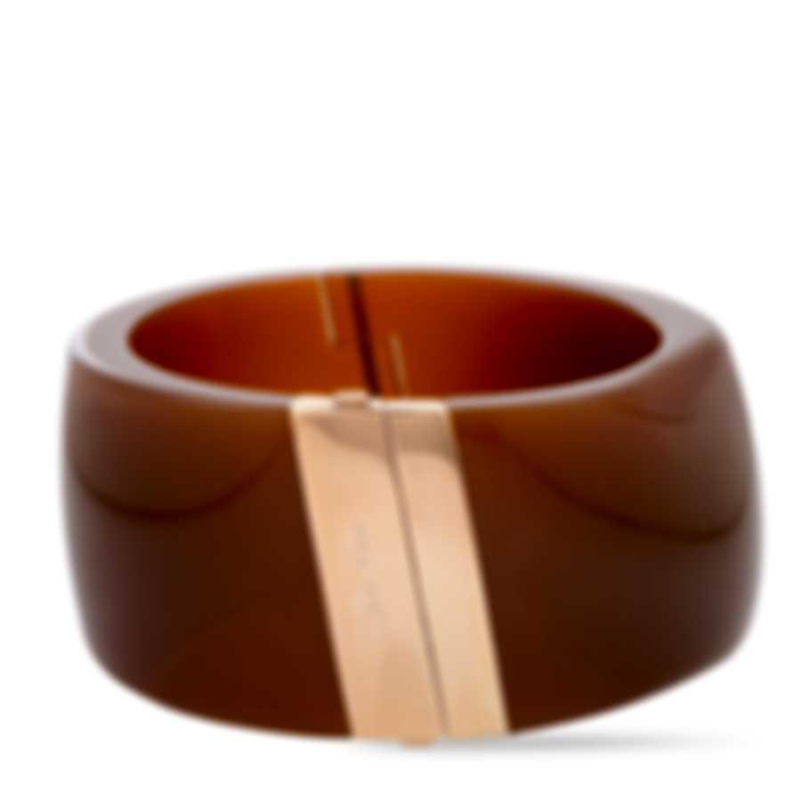 Calvin Klein Vision Stainless Steel And Gold PvD Bracelet KJ2RCD2902-0S