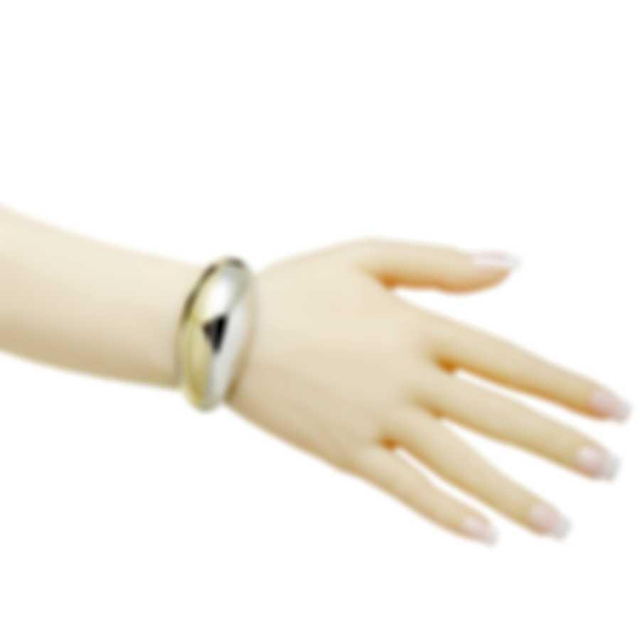 Calvin Klein Empathic Yellow PVD Stainless Steel Bangle Bracelet KJ1VJD2001-XS