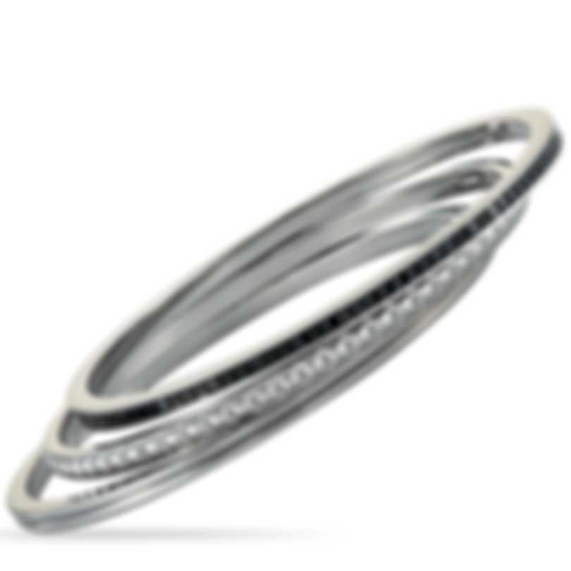 Calvin Klein Astound Stainless Steel Cubic Ziroconia Bracelet Set KJ81BD0501-XS