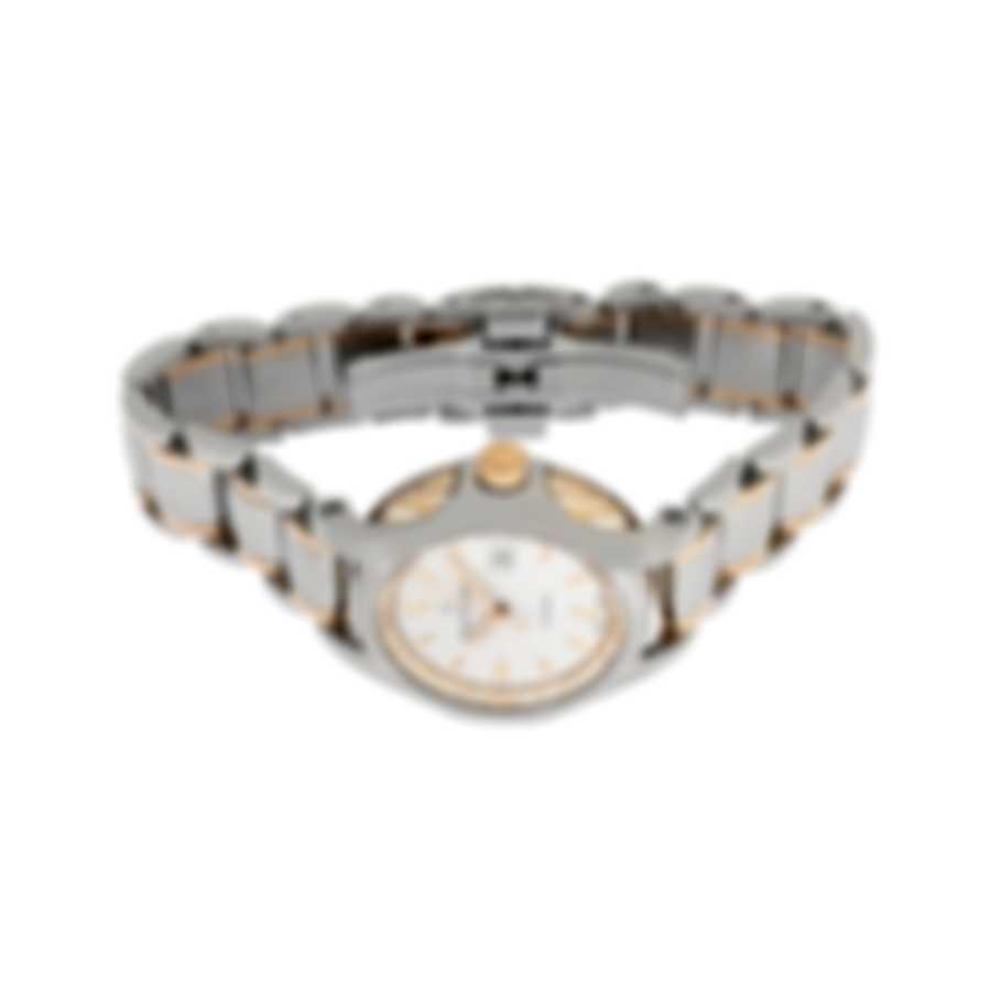 Carl F. Bucherer Pathos Diva Two Tone Automatic Ladies Watch 00.10580.07.23.21.02