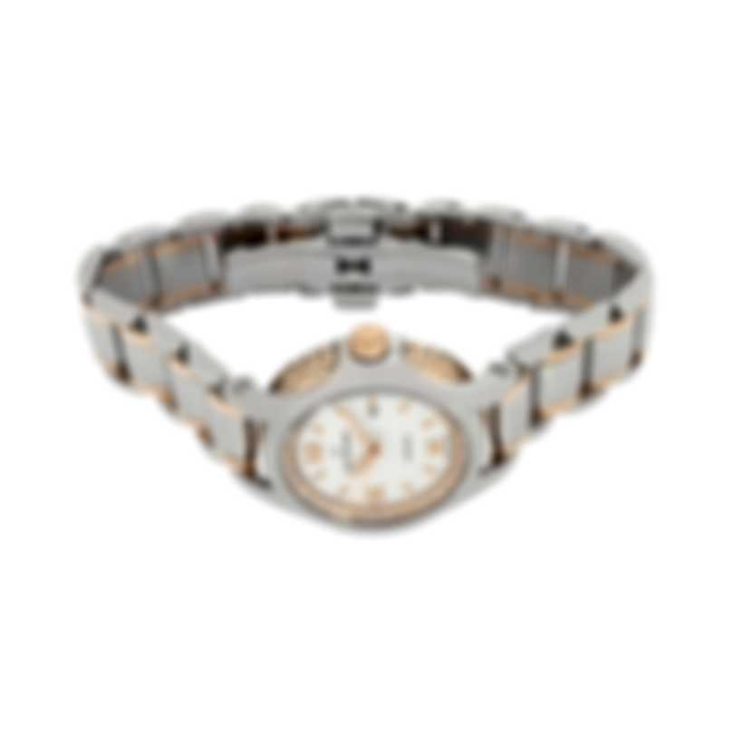 Carl F. Bucherer Pathos Diva Two Tone Automatic Ladies Watch 00.10580.07.25.21.01