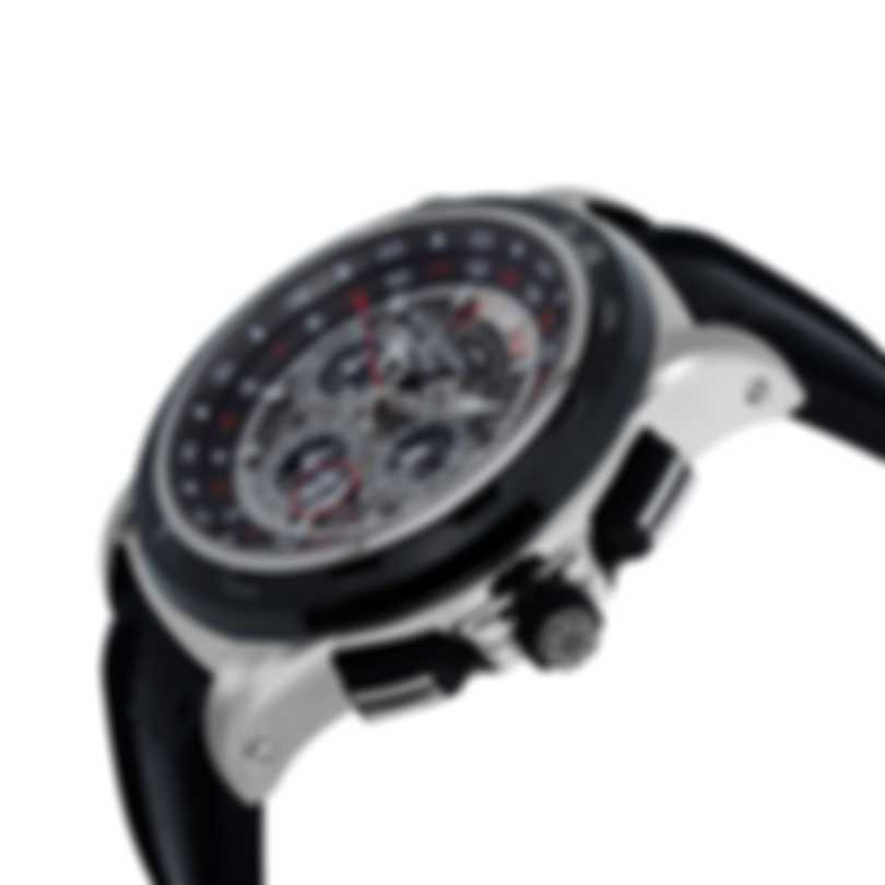 Carl F. Bucherer Patravi Traveltec GMT FourX Palladium Automatic Men's Watch  00.10620.21.93.01