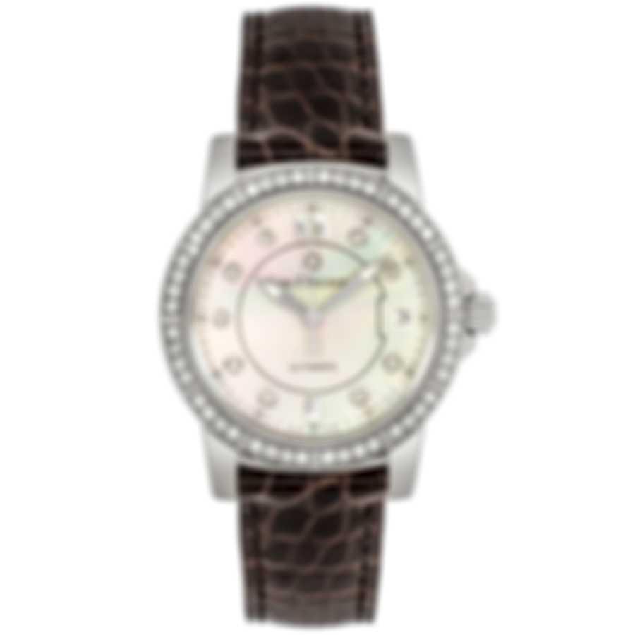Carl F. Bucherer Diamond Patravi Automatic Ladies Watch 00.10622.08.77.11