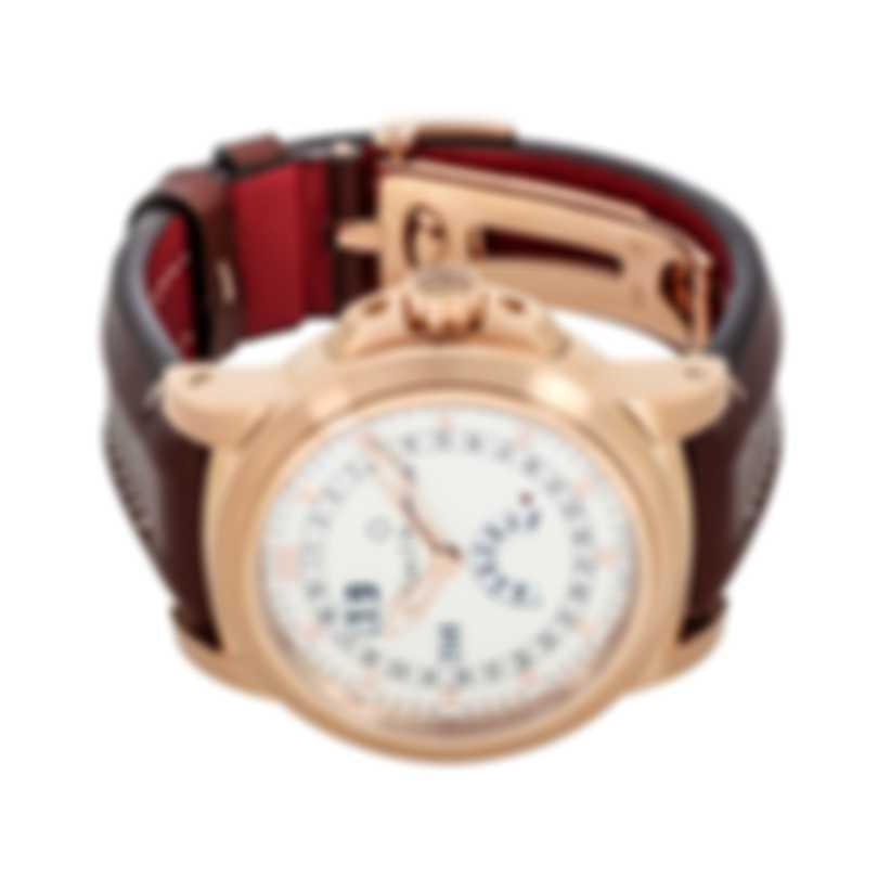 Carl F. Bucherer 18K Rose Gold Patravi Complete Calendar Automatic Men's Watch 00.10629.03.13.01