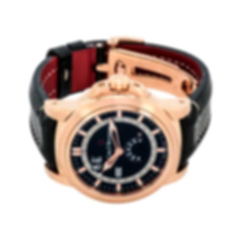 Carl F. Bucherer 18K Rose Gold Patravi Calendar Men's Watch 00.10629.03.33.01