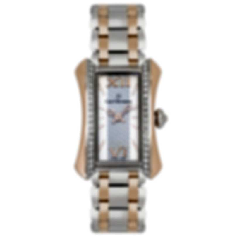 Carl F. Bucherer Alacria Queen Two Tone Ladies Watch 00.10701.07.15.31