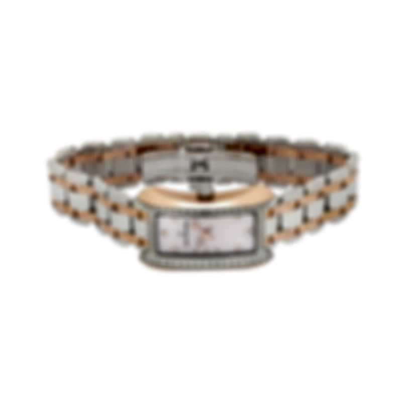 Carl F. Bucherer Alacria Queen Diamond Two Tone Ladies Watch 00.10701.07.77.31