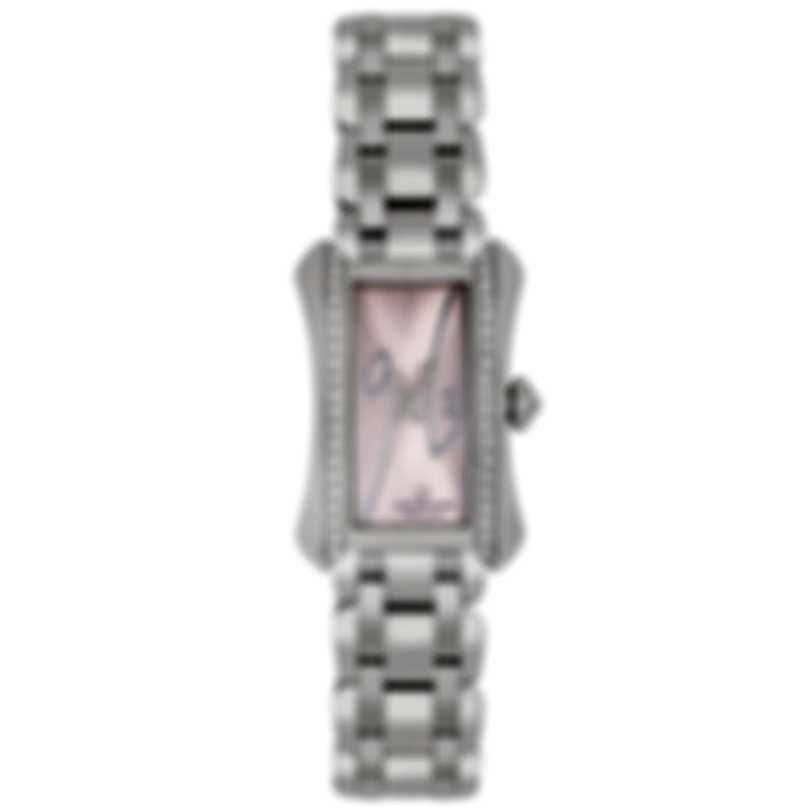 Carl F. Bucherer Diamond Alacria Midi Quartz Ladies Watch 00.10701.08.92.31
