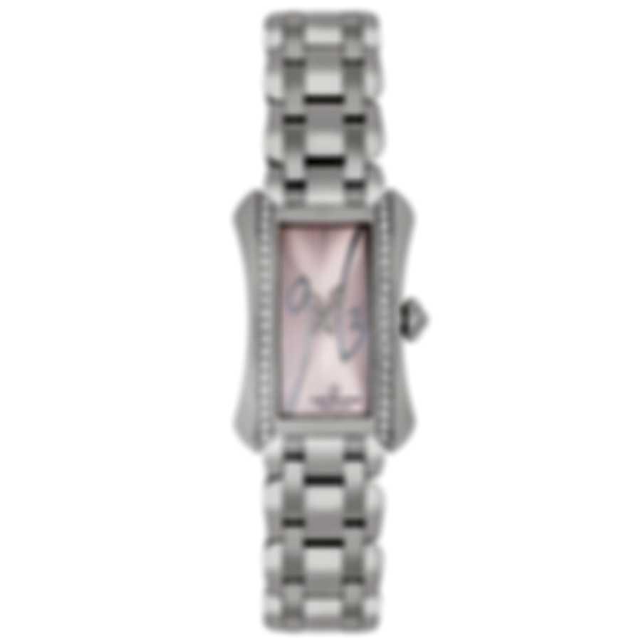 Carl F. Bucherer Diamond Alacria Midi Quartz Ladies Watch 00.10701.08.92.31
