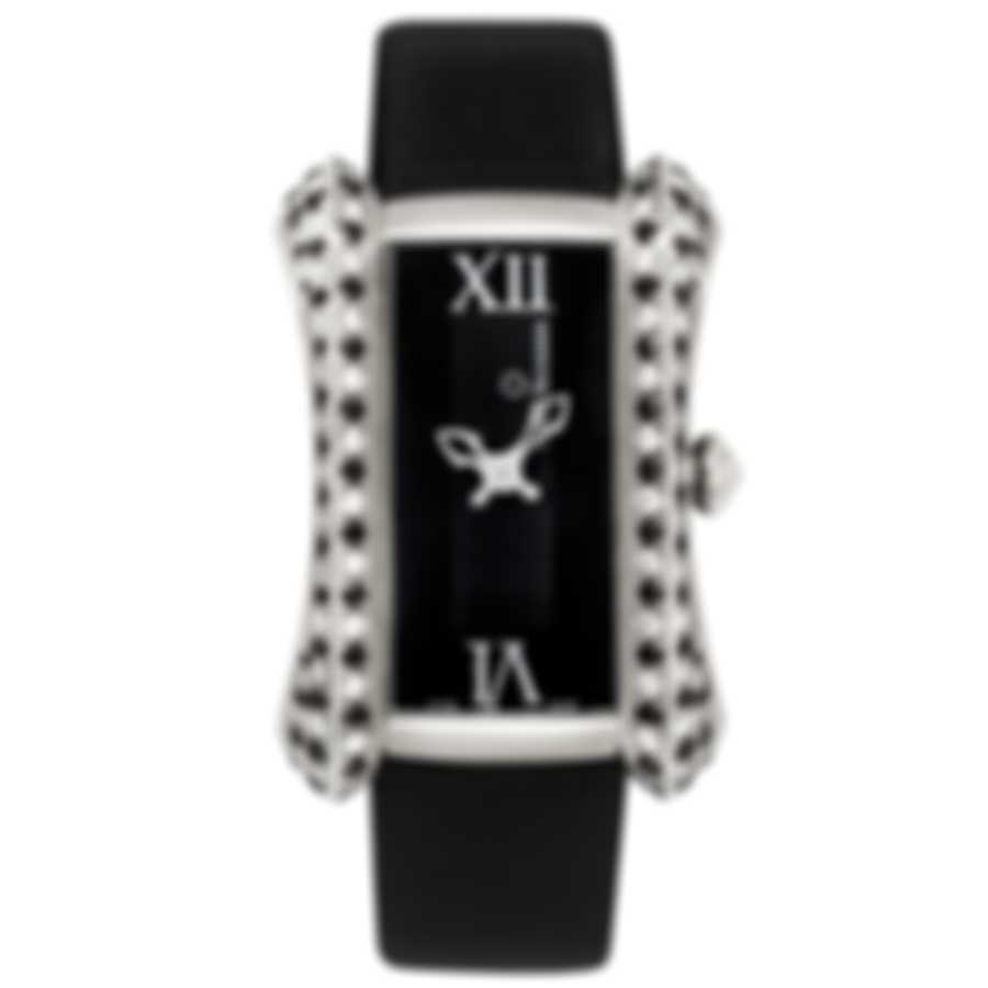 Carl F Bucherer Alacria Diva 18K White Gold Quartz Ladies Watch 00.10705.02.31.13