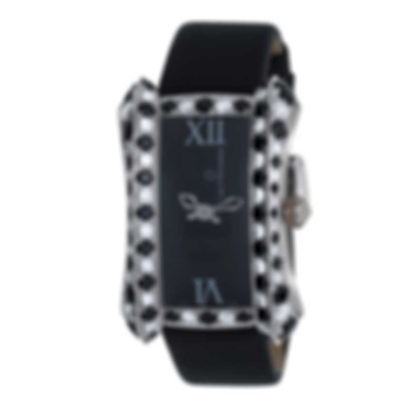 Carl F. Bucherer  18K White Gold Alacria Quartz Ladies Watch 00.10705.02.31.14