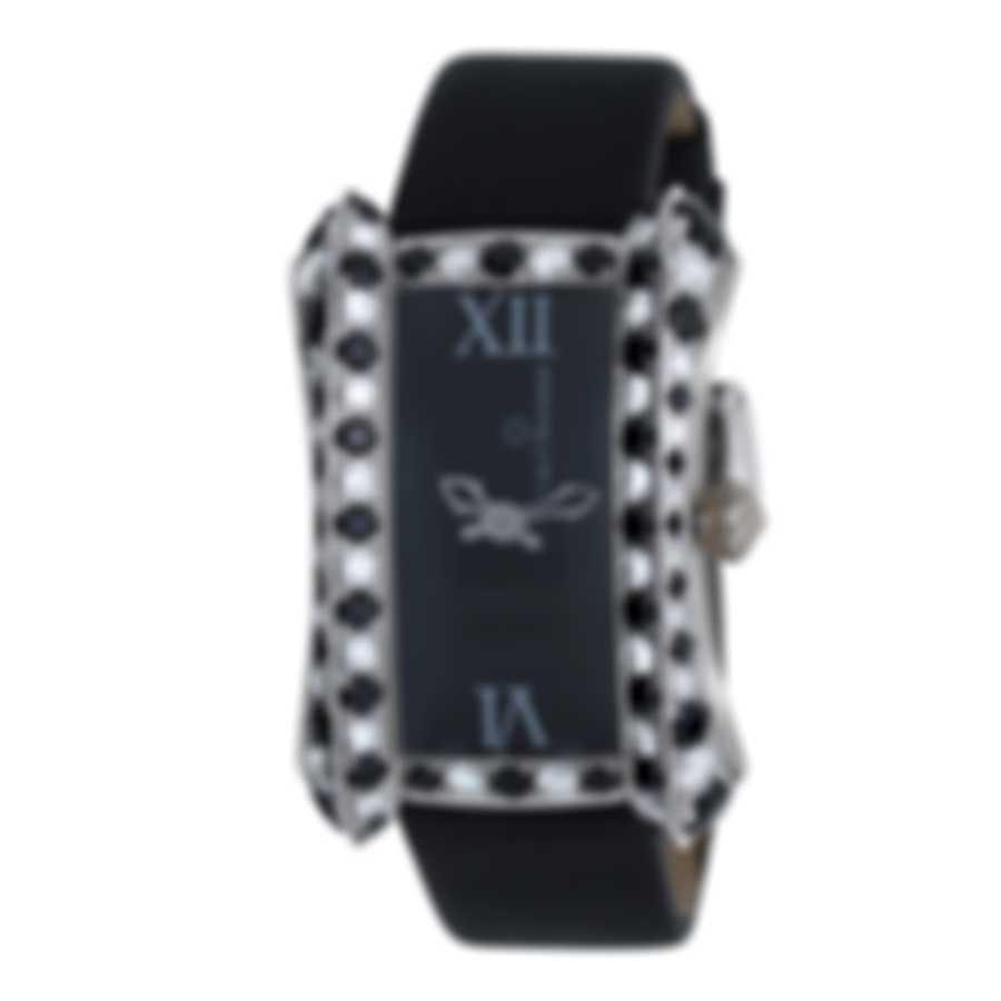 Carl F. Bucherer  18K White Gold Alacria Quartz Ladies Watch 00.10705.02.31.14