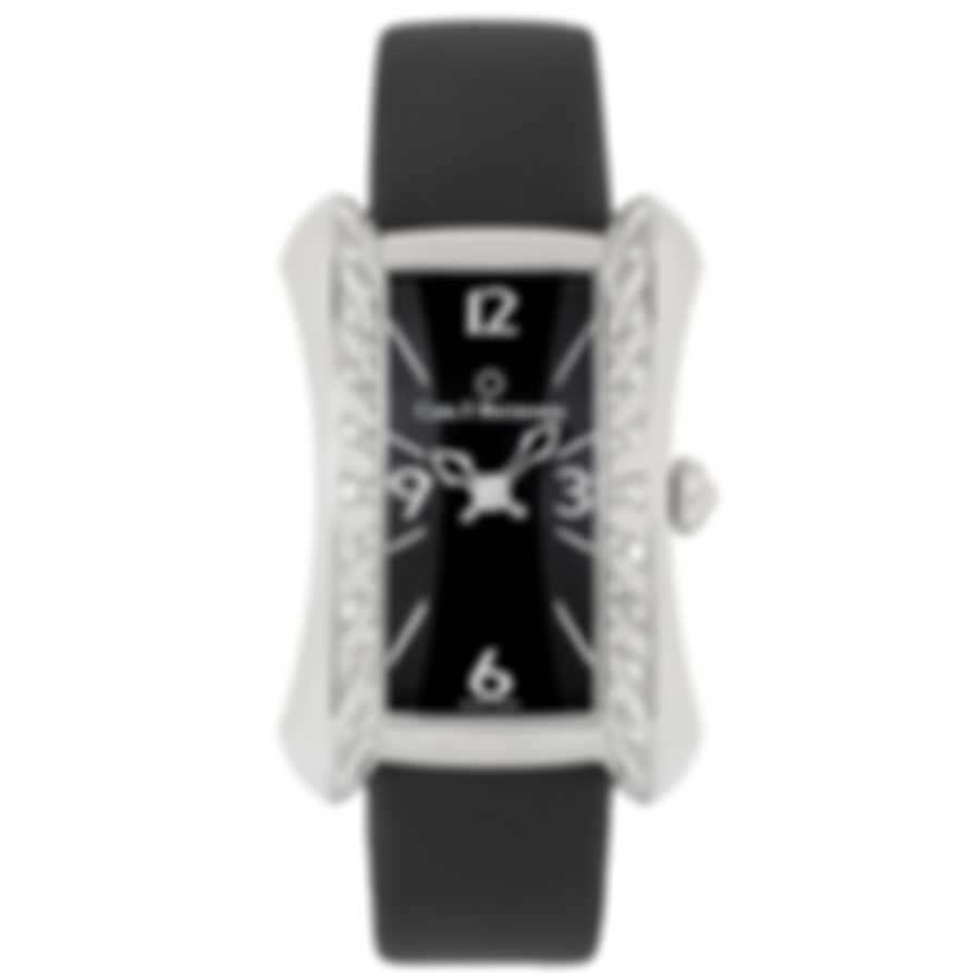 Carl F.Bucherer Diamond Alacria Diva Quartz Ladies Watch 00.10705.08.36.11